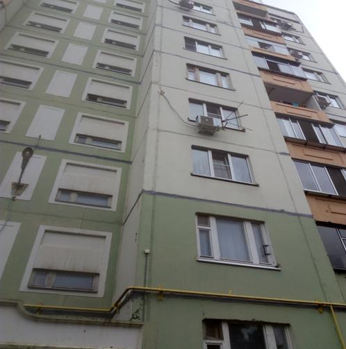 Снип на капитальный ремонт фасада